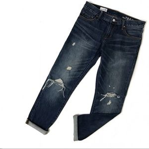gap • sexy boyfriend jeans
